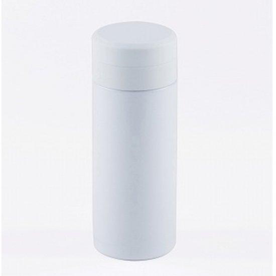 RH-1492【送料無料】オミット スクリュー栓スリムマグボトル200ml ホワイト RH-1492 8910