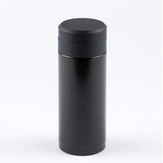 【送料無料】オミット スクリュー栓スリムマグボトル200ml ブラック RH-1494 8910