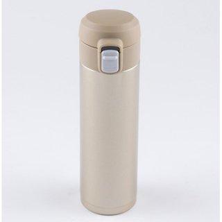 【送料無料】【25%OFF】オミット ワンタッチ栓スリムマグボトル300ml ゴールド RH-1513 8910