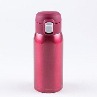 【送料無料】【25%OFF】オミット ワンタッチ栓マグボトル350ml レッド RH-1515 8910