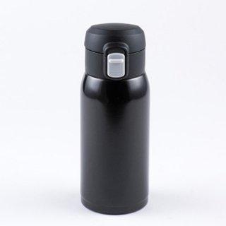 【送料無料】【25%OFF】オミット ワンタッチ栓マグボトル350ml ブラック RH-1516 8910