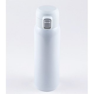 【送料無料】【30%OFF】オミット ワンタッチ栓マグボトル500ml ホワイト RH-1517 8910