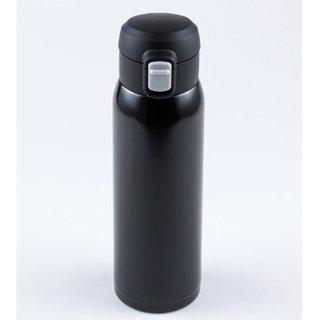【送料無料】【30%OFF】オミット ワンタッチ栓マグボトル500ml ブラック RH-1519 8910