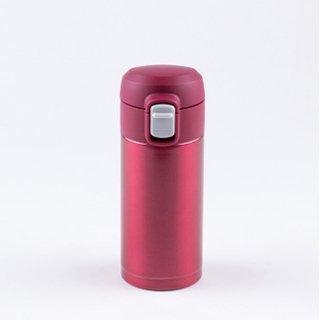 【送料無料】【25%OFF】オミット ワンタッチ栓スリムマグボトル200ml レッド RH-1507 8910