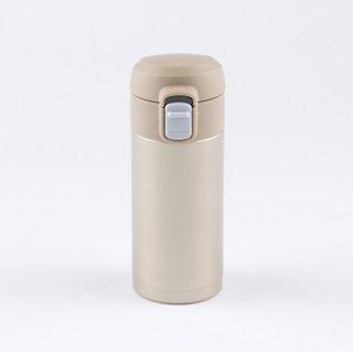 【送料無料】【25%OFF】オミット ワンタッチ栓スリムマグボトル200ml ゴールド RH-1509 8910