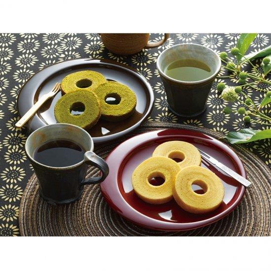 IKO-20CS【送料無料】パウンドケーキ&コーヒー・煎茶ティーバッグセットIKO-20CS 0051