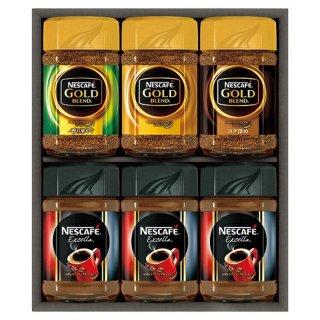 【送料無料】【15%OFF】ネスカフェ プレミアム レギュラーソリュブルコーヒーセット N30-XP【数量限定】4851