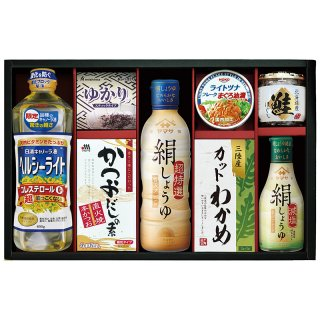 【送料無料】調味料バラエティギフト KE-50RT 0051