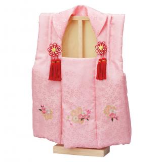 ひな人形 3640-09-002 被布(刺繍付)No.11(台付)0011
