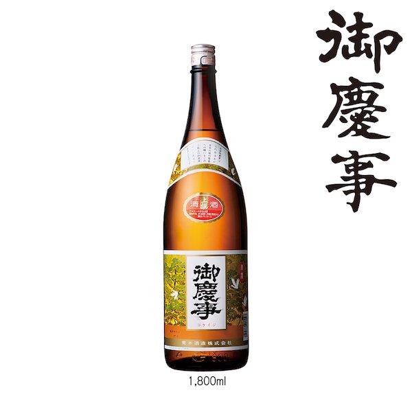 御慶事 芳酵酒 上撰 1800ml