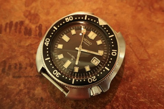 SEIKO SECOND DIVER(後期型/1976年)