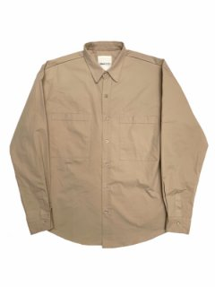 【Worker WPockets Shirt】
