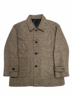 【Mid Box Coat】