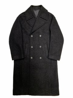 【Boucle Double Long Coat】