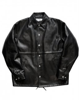 【NEW COACH JACKET】Tanning cow leather