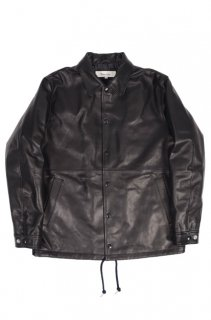 【COACH JACKET】horse tanning leather