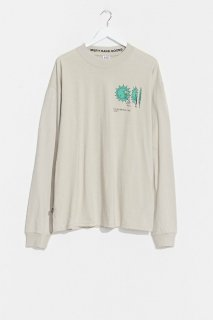 【SUN SHOWERS LS TEE】