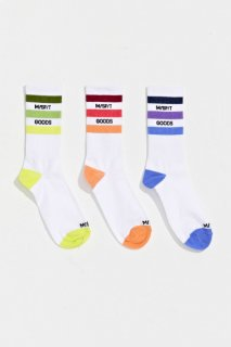 【HARD GOODS SOCKS】