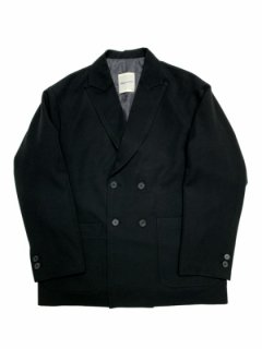 【Over Boxed W Breasted】Jacket