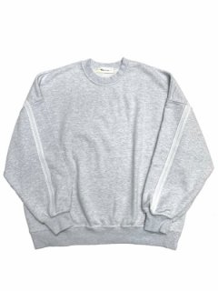 【Lined Track Crew】-Tops-
