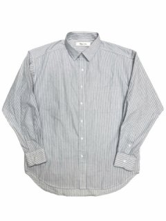 【Over Regular Shirt】(Pin Stripe)
