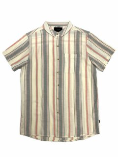 <img class='new_mark_img1' src='https://img.shop-pro.jp/img/new/icons1.gif' style='border:none;display:inline;margin:0px;padding:0px;width:auto;' />【BON SMOKE STRIPE SHIRT】