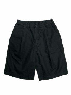 【Mid Length Tucked Shorts】