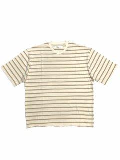 【Striped Box Tee】