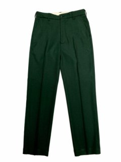 【PRESTED TWILL TROUSER】