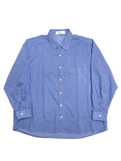 【Box Over Regular Shirt】