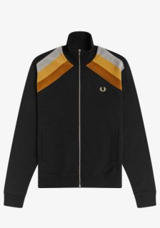 【REISSUES TOWELLING STRIPES TRACK JACKET】