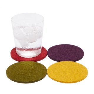Coaster -Multi Color-