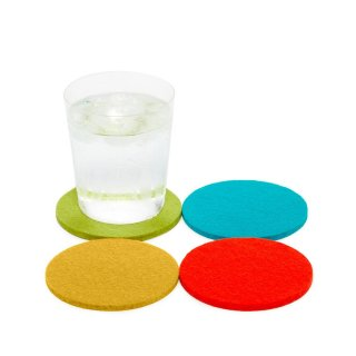 Coaster-Multi Color-