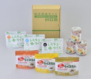 5年保存食料備蓄セット�(水なし)