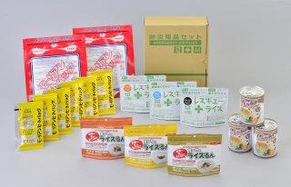 5年保存食料備蓄セット�(水なし・加熱袋あり)