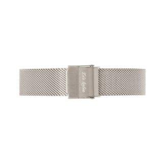 Mesh watch strap (silver)