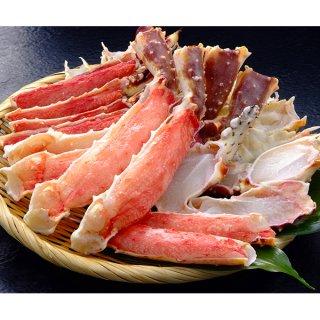 生たらば蟹(半分殻なし)1kg