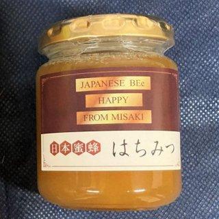 (送料無料)日本蜜蜂はちみつ