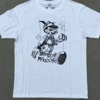 DOCTOR AND THE CRIPPENS official PINOCCHIO Tshirt