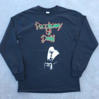 PROPHECY OF DOOM  official Long sleeve-Tshirt type2-抜染プリント-