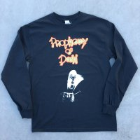 PROPHECY OF DOOM  official Long sleeve-Tshirt type3-抜染プリント-