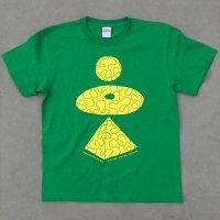 Mario Mandara Tshirts GREEN