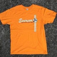 EVERSOR Breakfast Tour 1999 official Tshirts -Orenge-