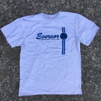 EVERSOR Breakfast Tour 1999 official Tshirts -Grey-