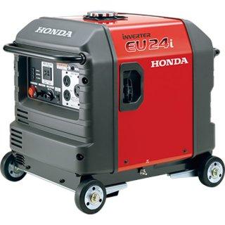 発電機 インバーター ホンダ EU24i-JNA3 ホイール仕様 車輪付 HONDA 家庭用 防災 メーカー保証付き