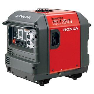 発電機 インバーター ホンダ EU24i-JNA2 スタンド仕様 車輪無 HONDA 家庭用 防災 メーカー保証付き