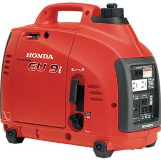 発電機 小型 家庭用 ホンダ EU9i JN1 インバーター HONDA 防災 メーカー保証付き