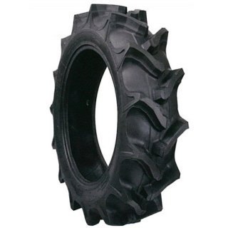 KBL トラクタ用後輪タイヤ ST 12.4-24 HR 4PR バイアスタイヤ(1本)【メーカー直送・代引不可】