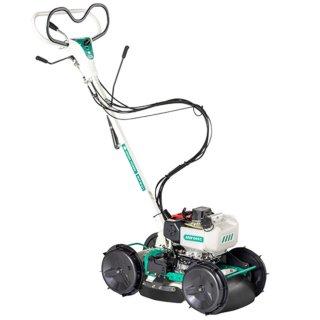 草刈機 オーレック スパイダーモア SP301 斜面 法面刈機 畦草刈機 自走式傾斜刈機