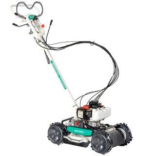 草刈機 オーレック スパイダーモア SP431F 斜面 法面刈機 畦草刈機 自走式傾斜刈機